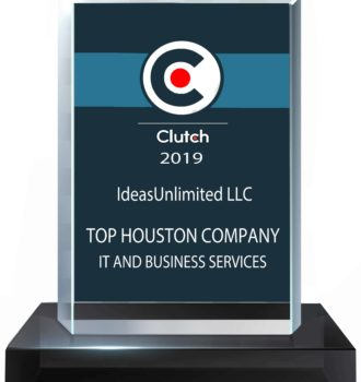 IdeasUnlimited's Clutch Award